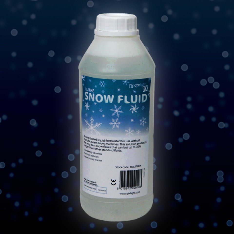 Snow Fluid 1 Litre