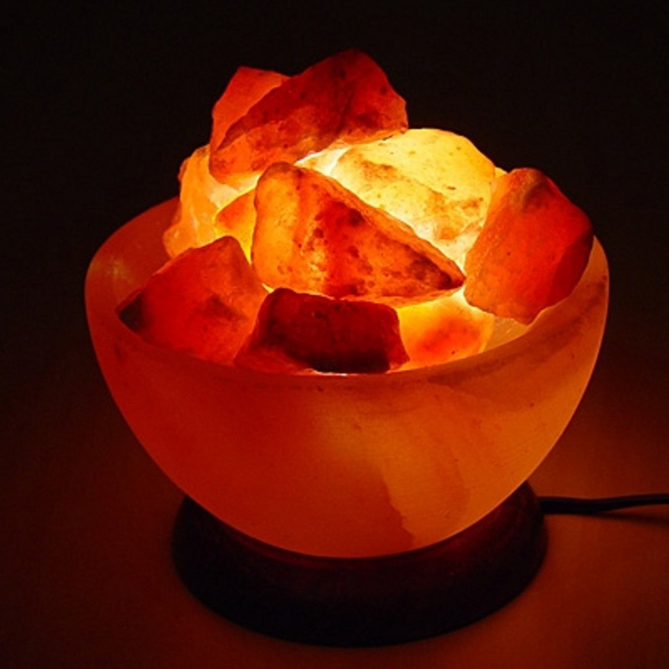 Himalayan Salt Fire Bowl