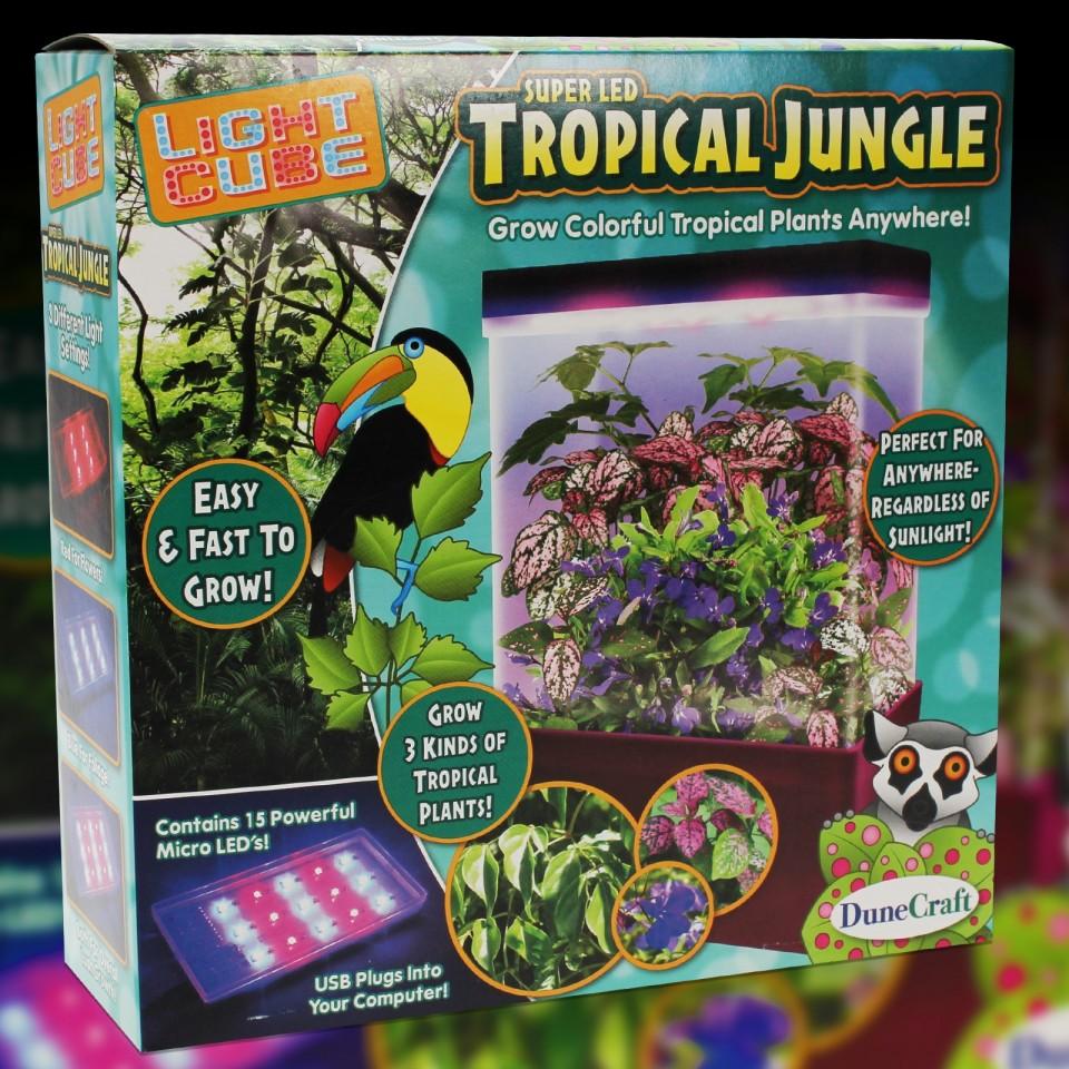 Super LED Tropical Jungle