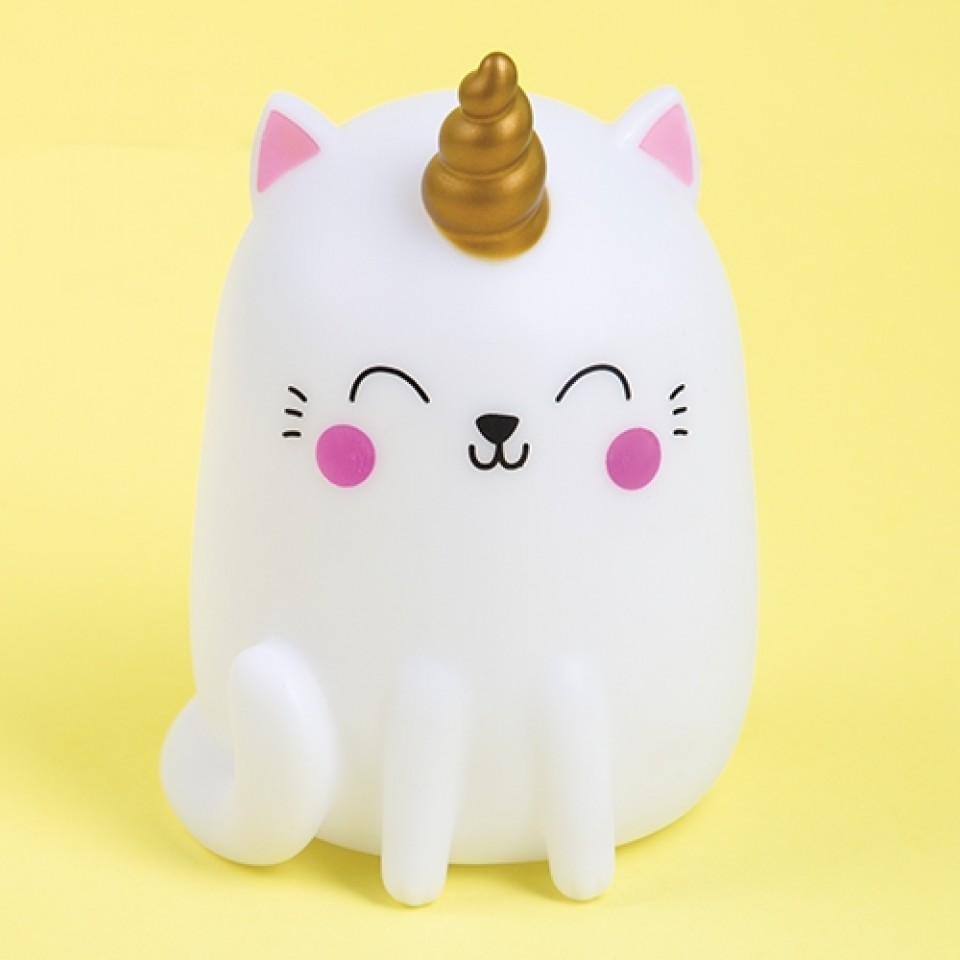 Kittycorn Mood Light