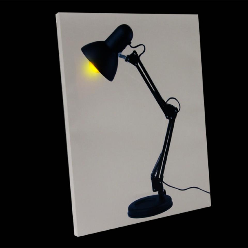 LED Desk Lamp Canvas