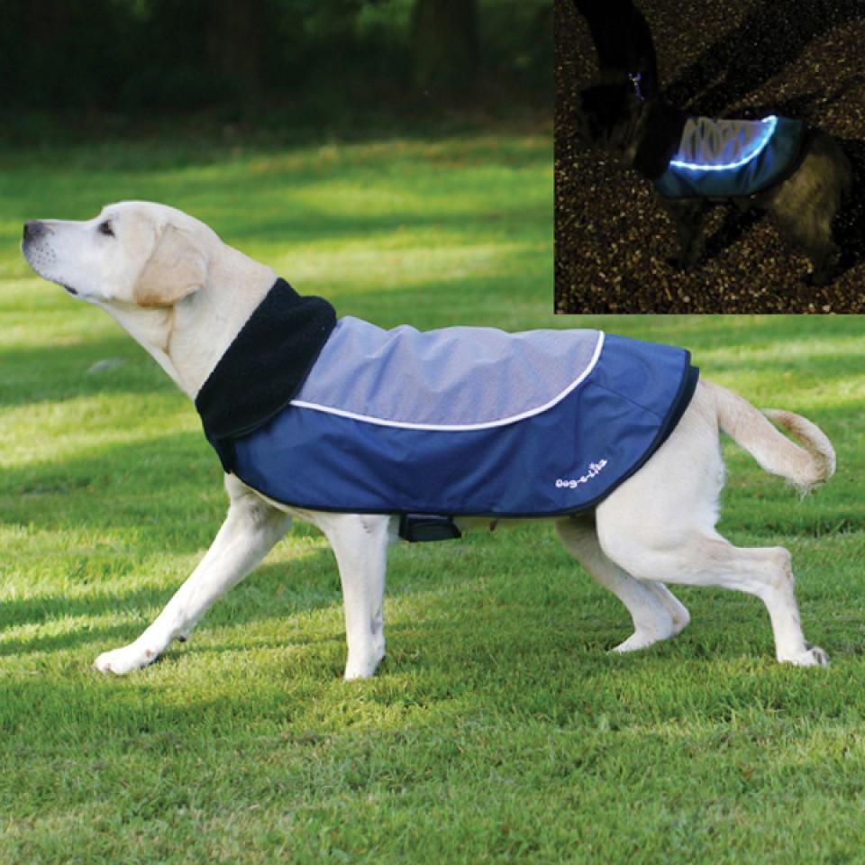 LED Dog Jackets