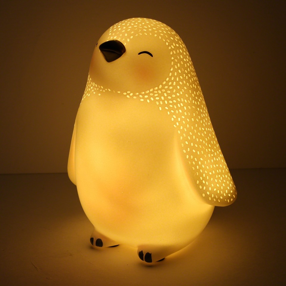 LED Penguin Light
