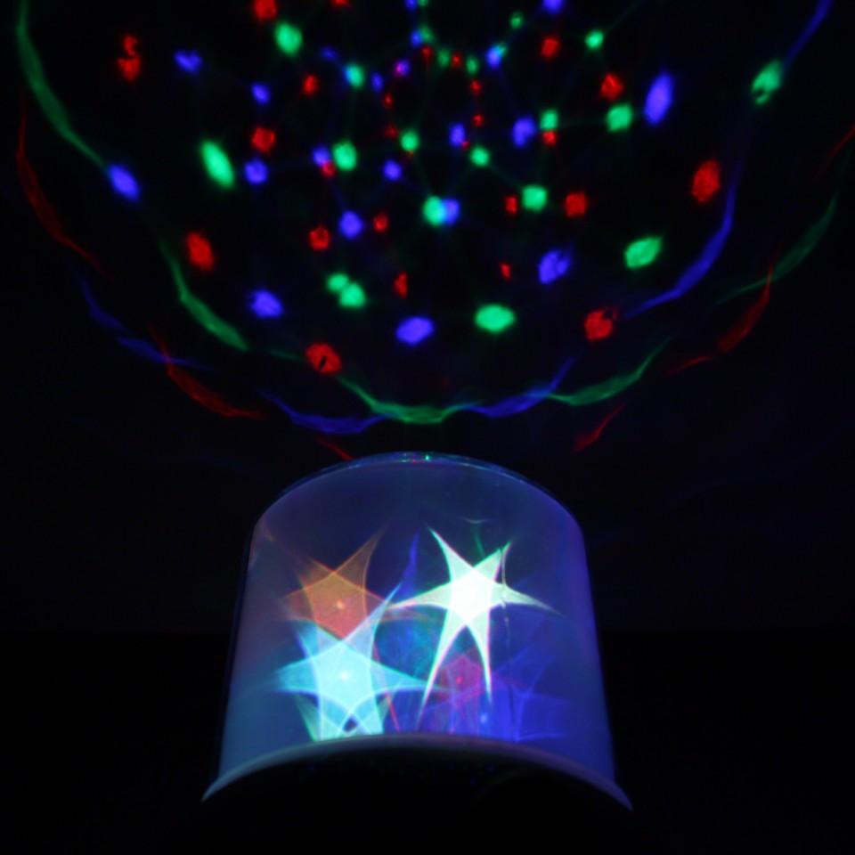 LED Starlight Projector