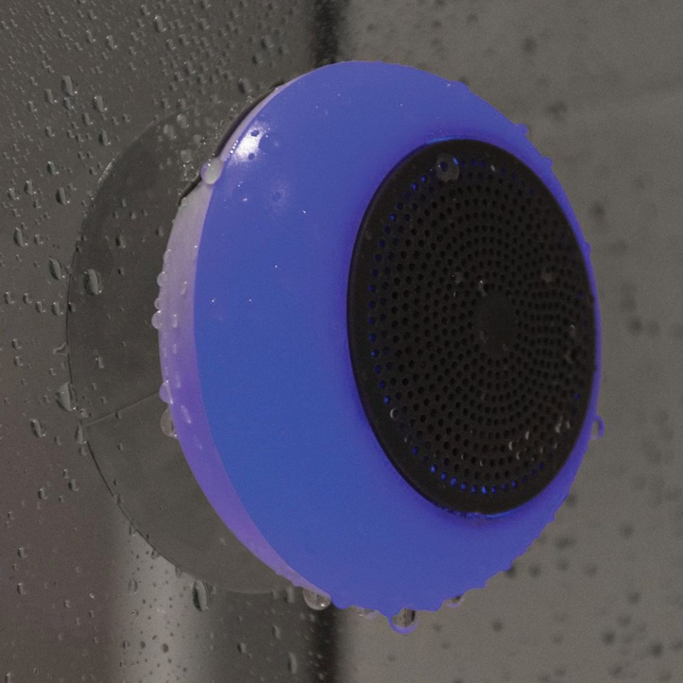 Light Up Shower Speaker