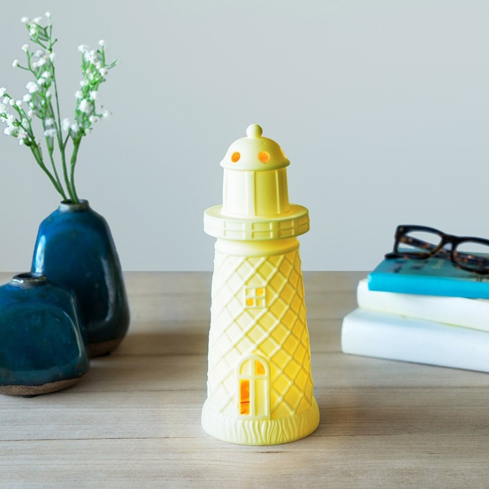 Battery Operated PYO Lighthouse Lamp