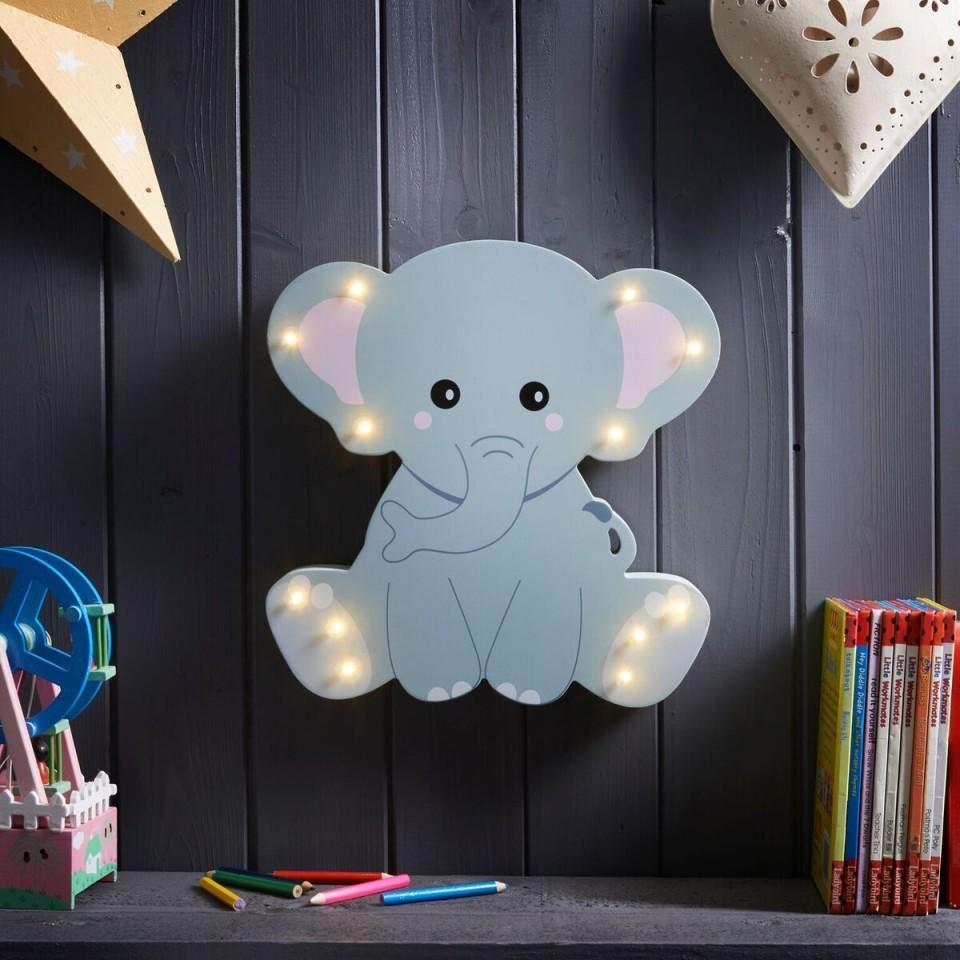 Light Up Ellie Decoration