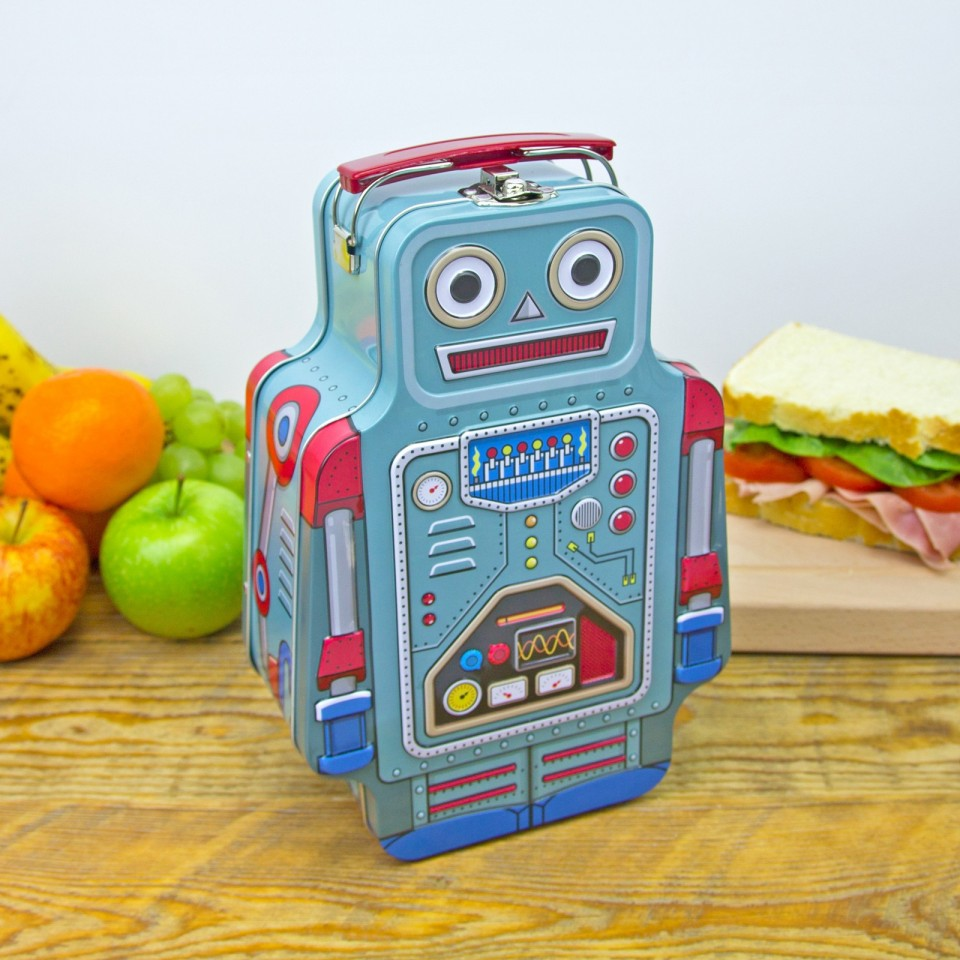 Lunch Bot Lunch Box