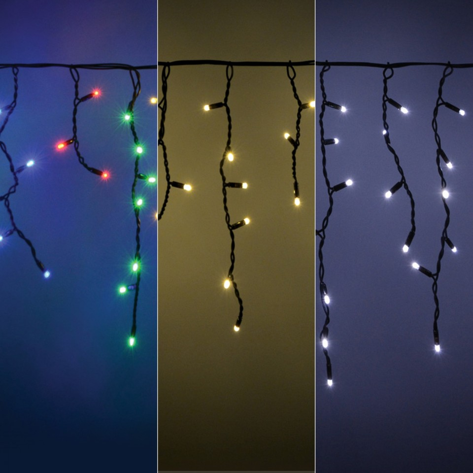 Lyyt Connectable Icicle Lights