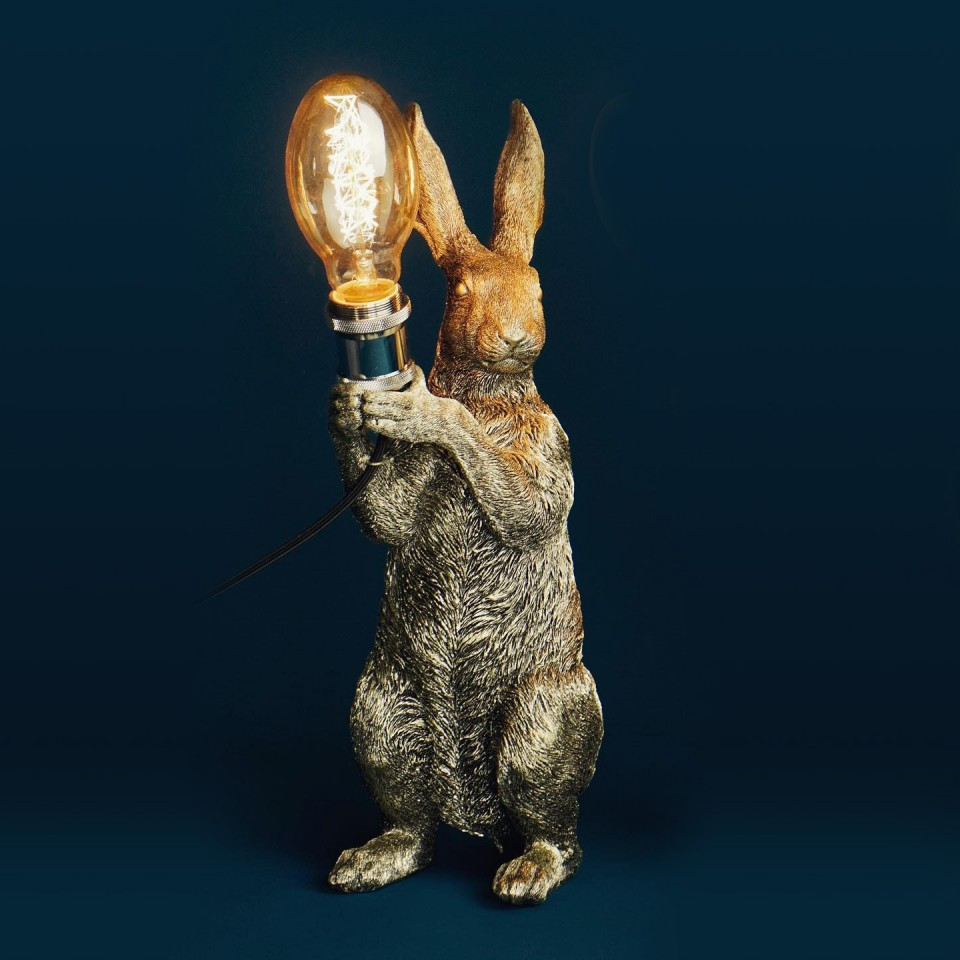 Meister Rabbit Large Table Lamp