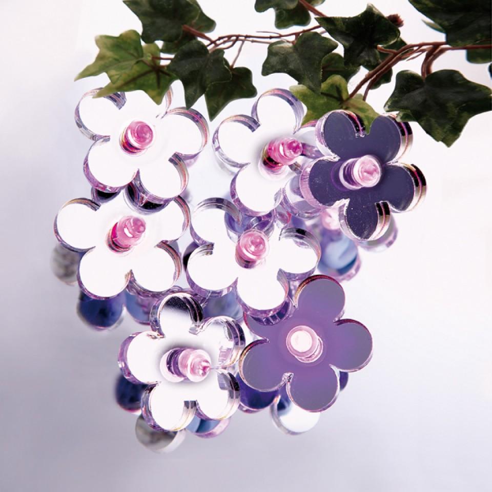 Mirror Flower Lights