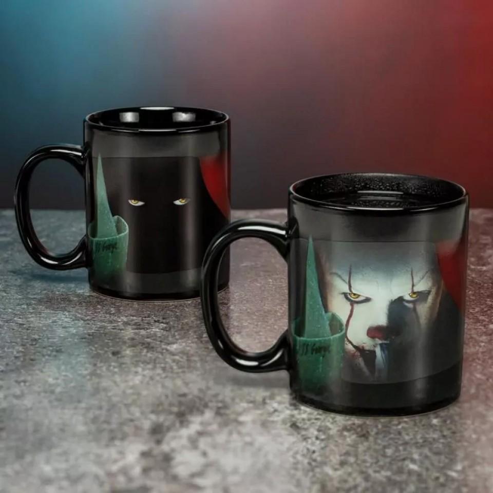 Pennywise Heat Change Mug