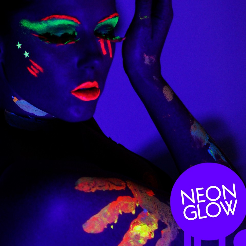 UV Face Paint - Neon Body Paint Wholesale