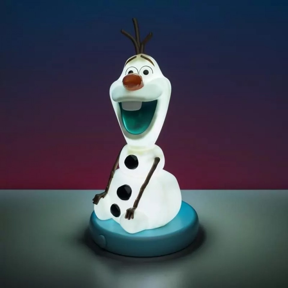 Frozen II Olaf LED Lamp