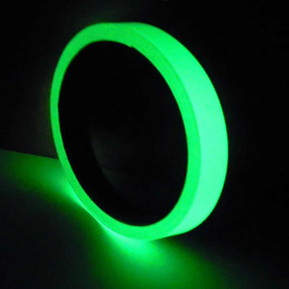 Photoluminescent Glow Tape 10m