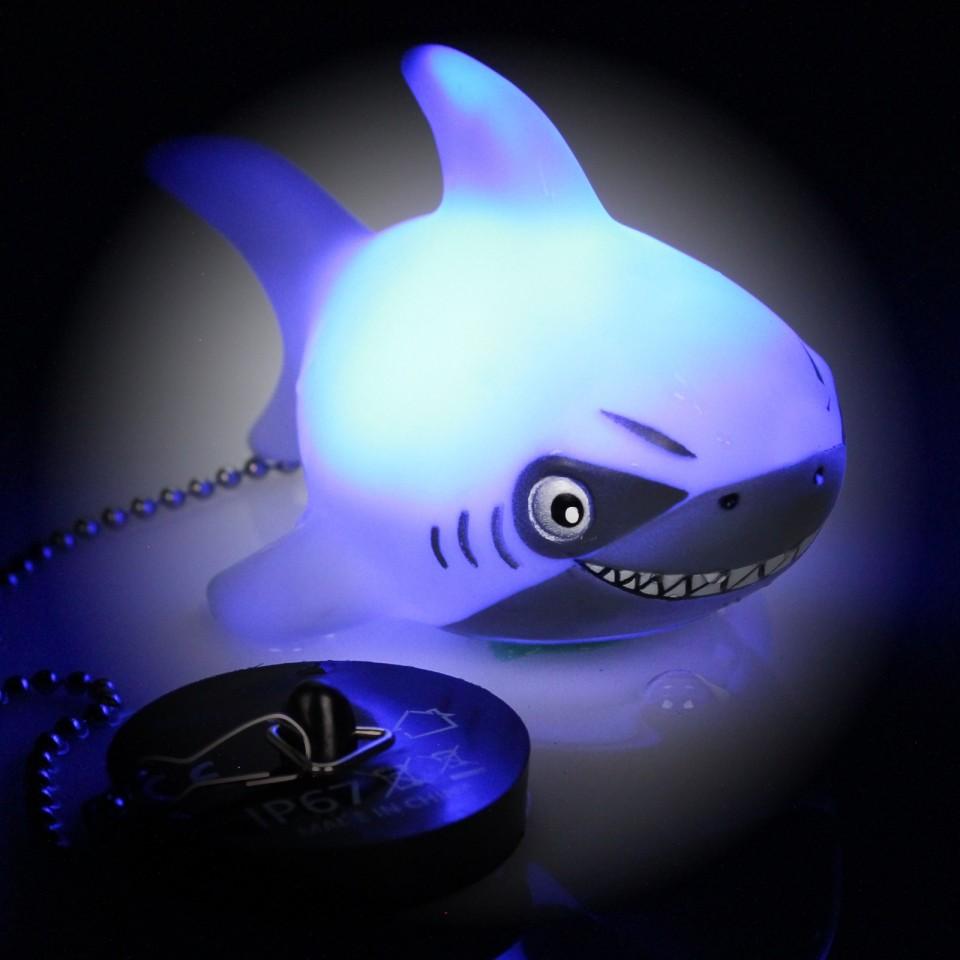 Light Up Shark Plug