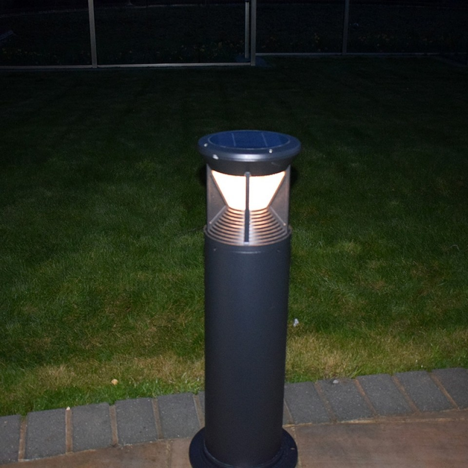 Pro Solar Guarda Vandal Resistant Bollard Light