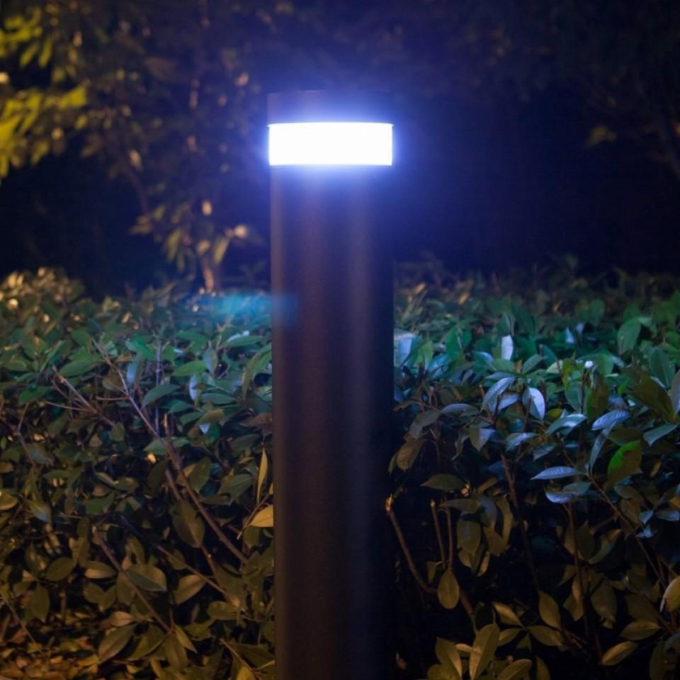 Pro Solar Litecharga 800mm Bollard Light