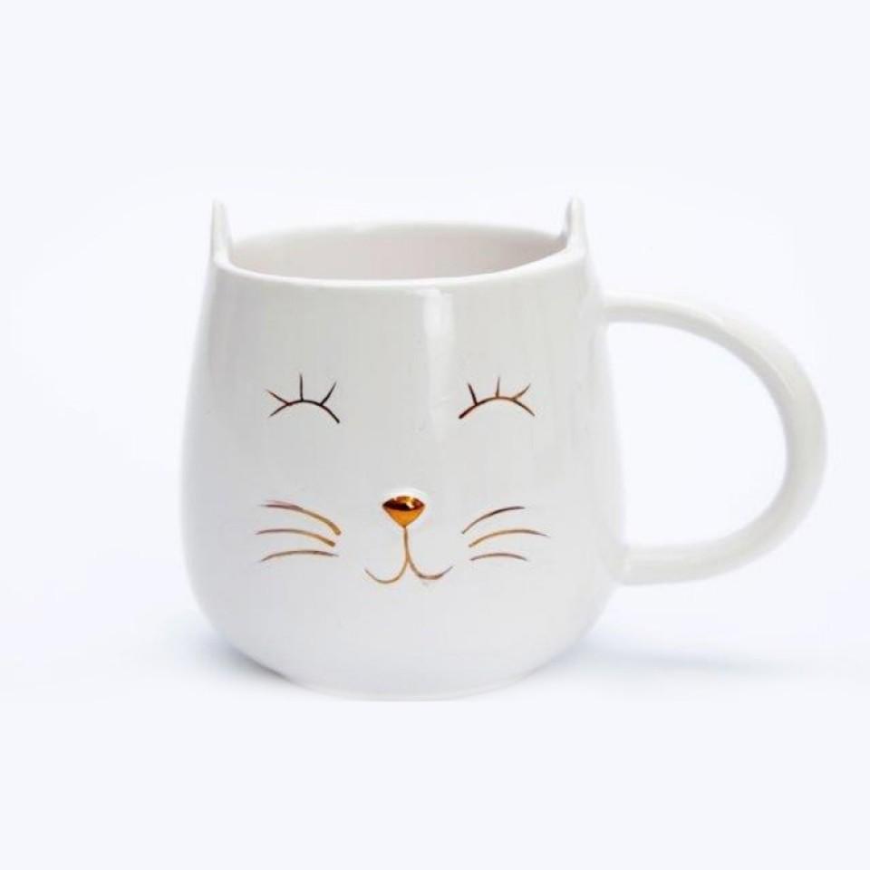 Pussy Cat Mug