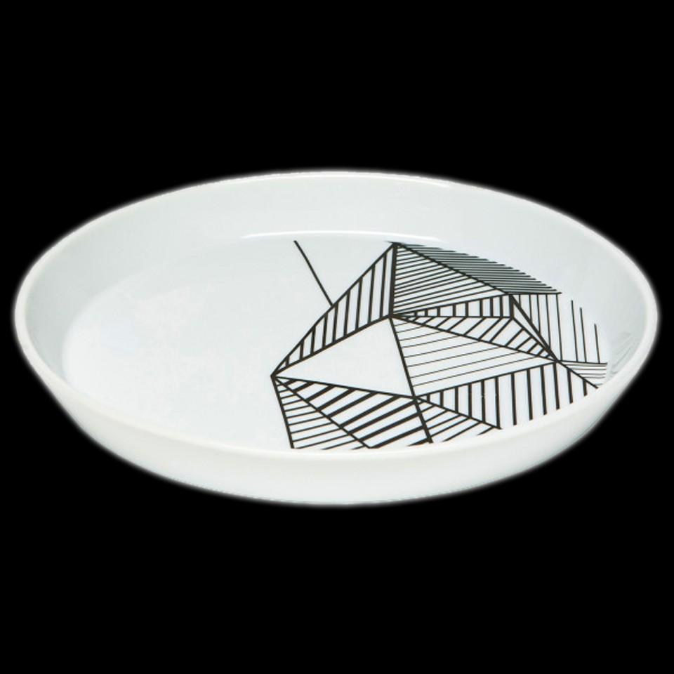 Pyro Pet Porcelain Plate