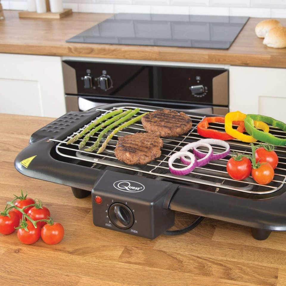 Quest Electric BBQ Grill