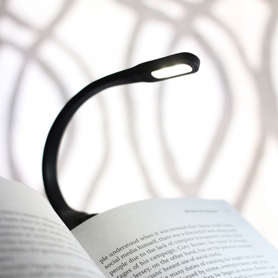 Rechargeable Booklight