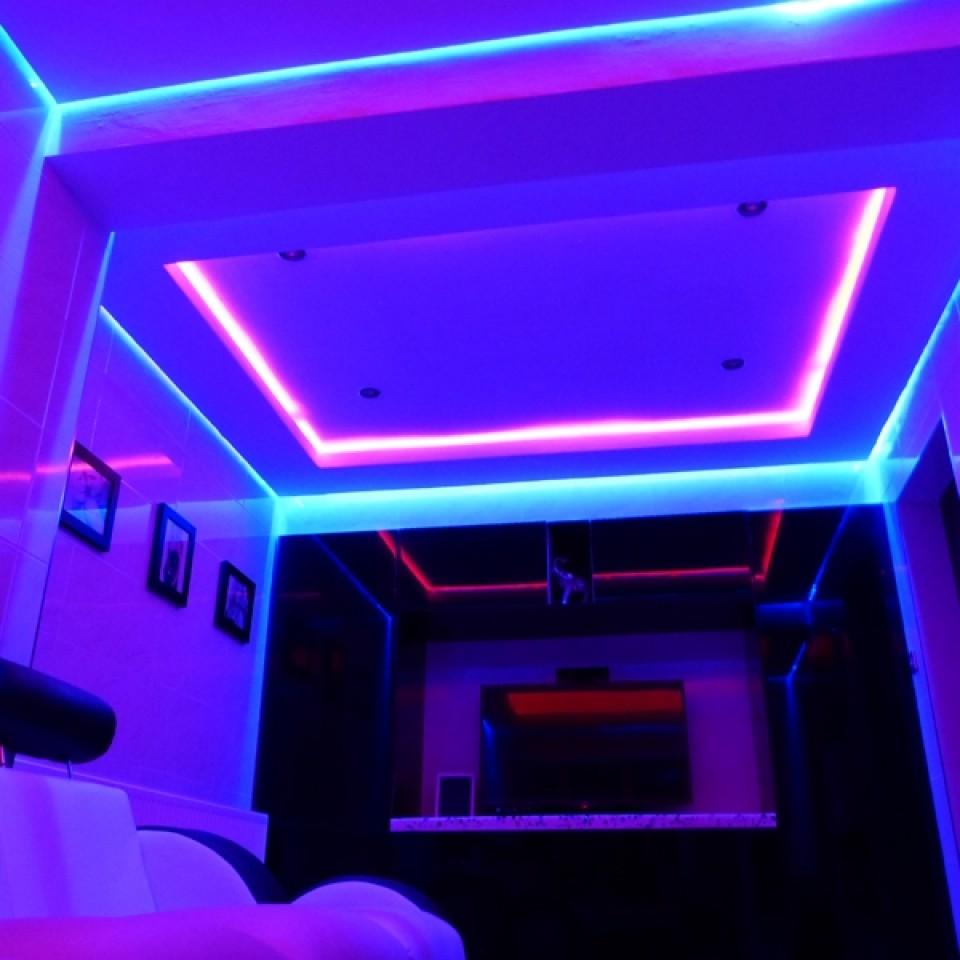 RGB LED Tape Kit 5m