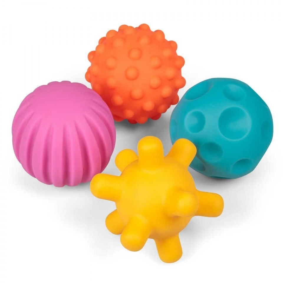 Single ball supplied Shape and Sound Sensory Ball