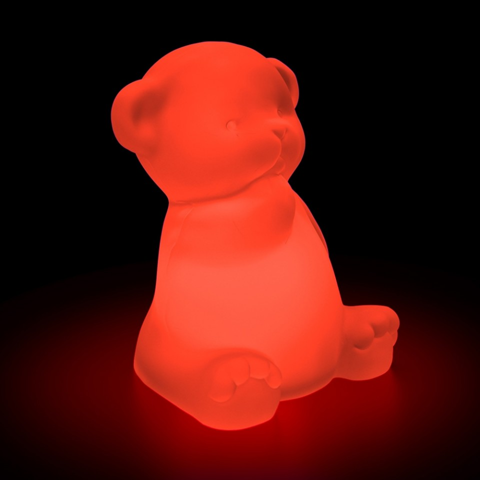 Large Solar Bear Mood Light