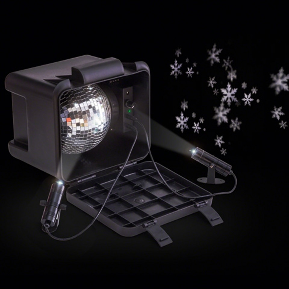 Snowflake Outdoor Projector