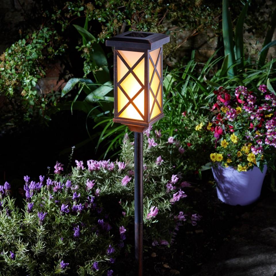 Solar Arezzo Flaming Torch
