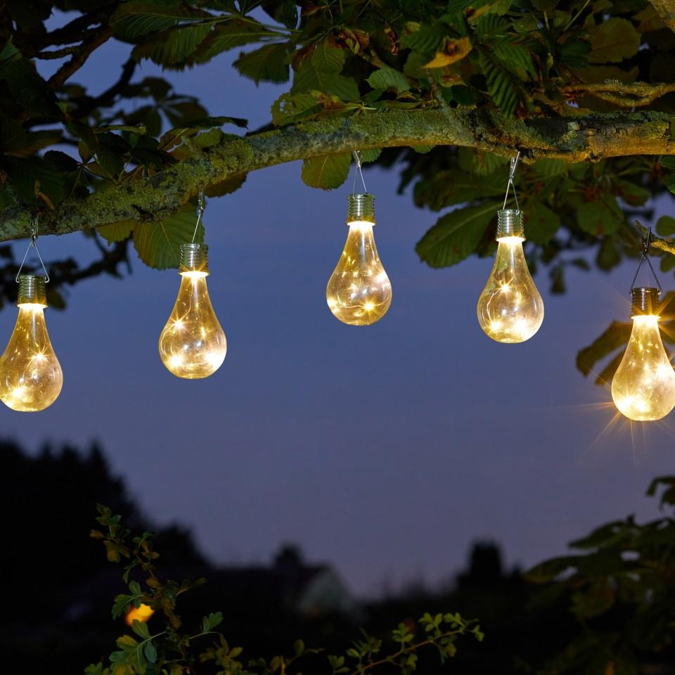 Solar Eureka Bulbs (6 pack)