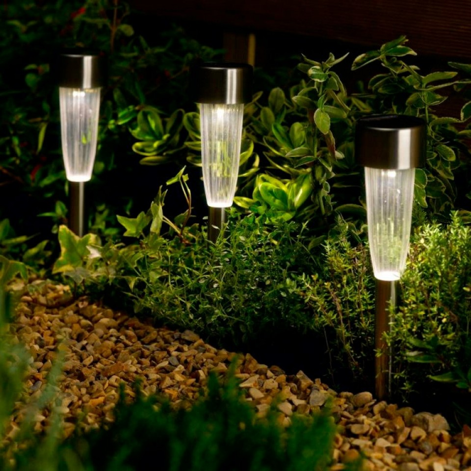 Solar Fluted Markers (10 Pack)