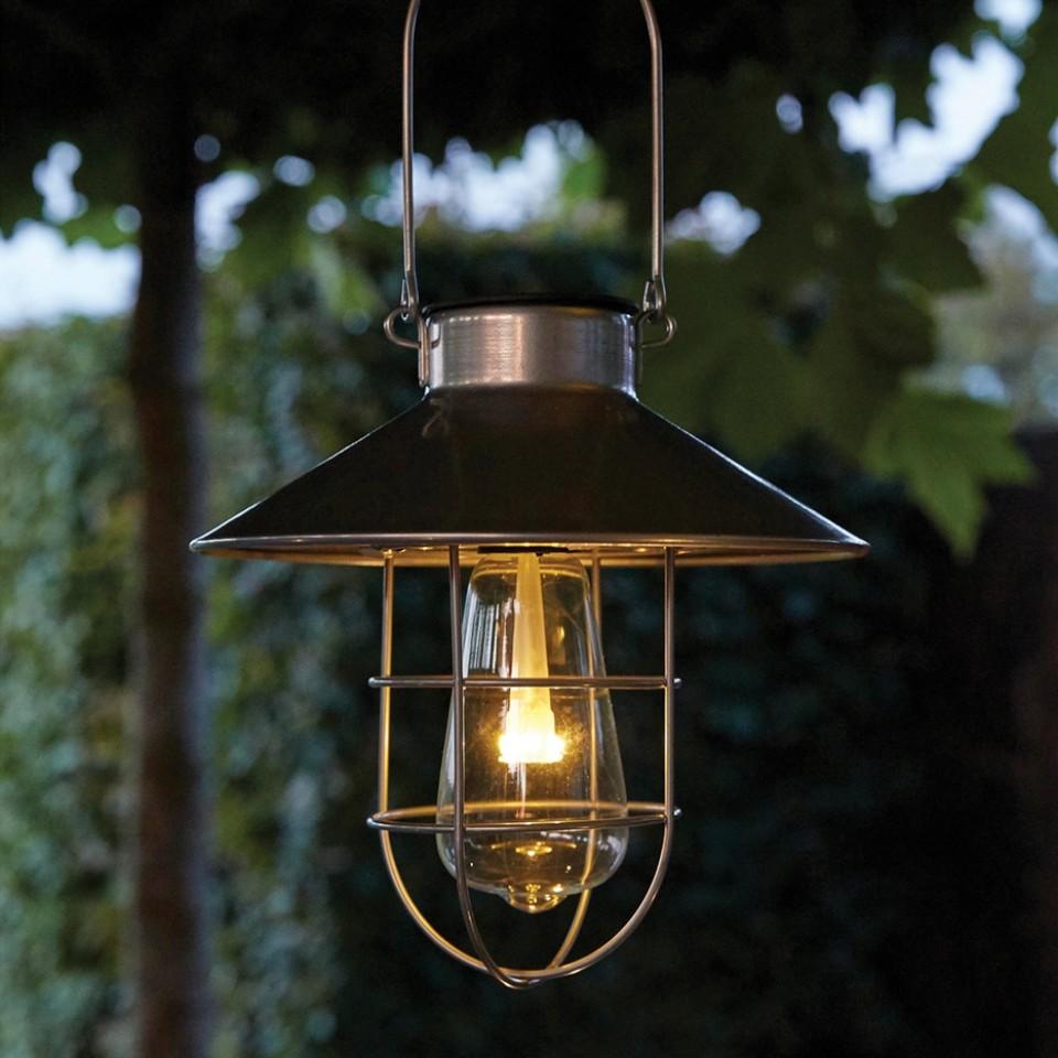 Solar Ravenna Lantern