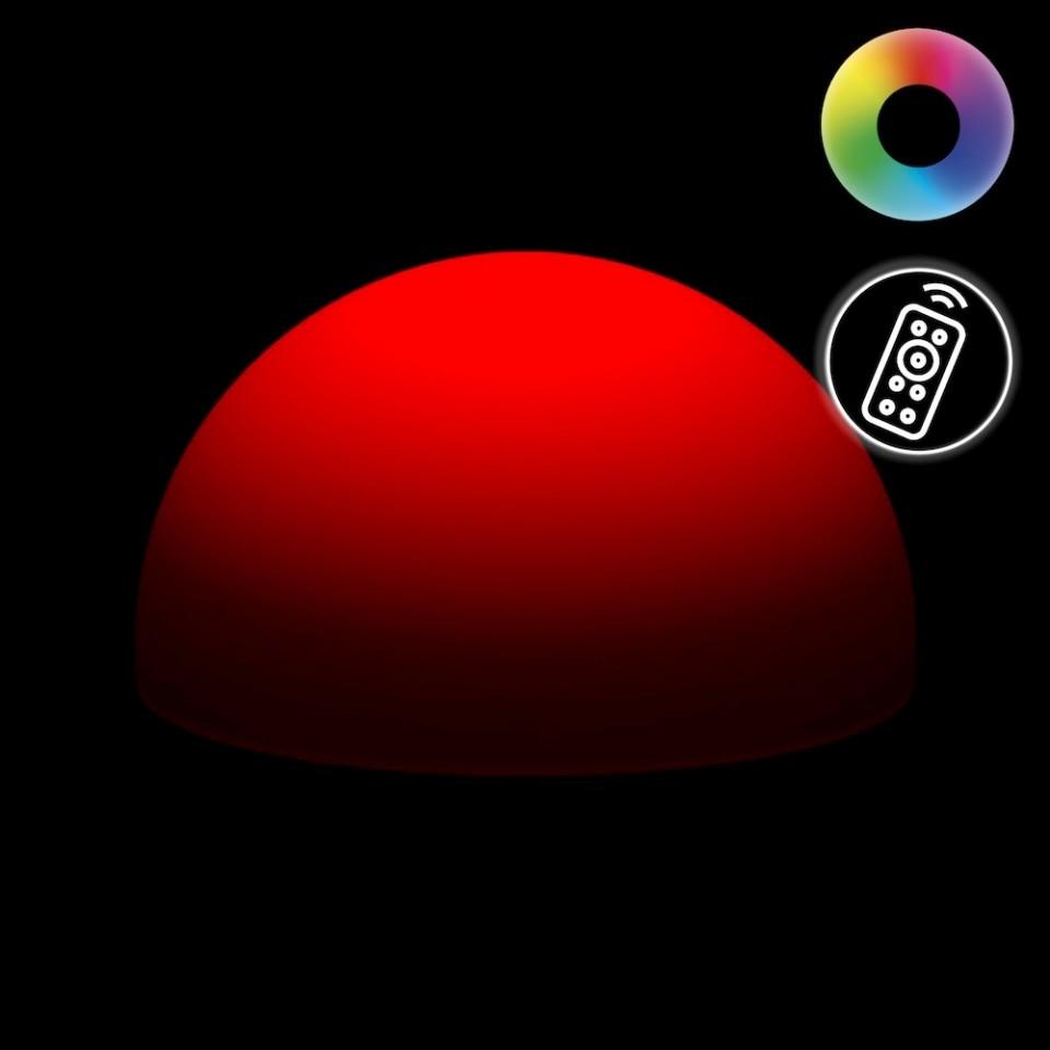 Solar Shimmer Hemisphere Mood Light