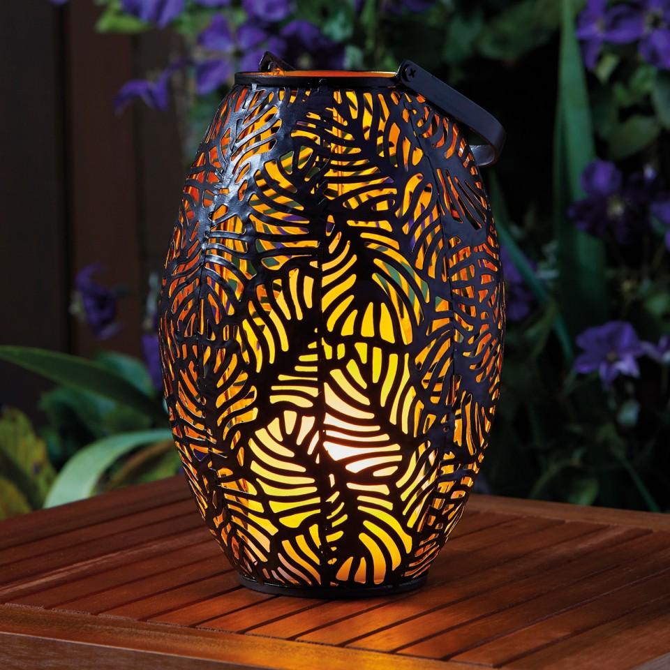 Rustic Table Top Lantern