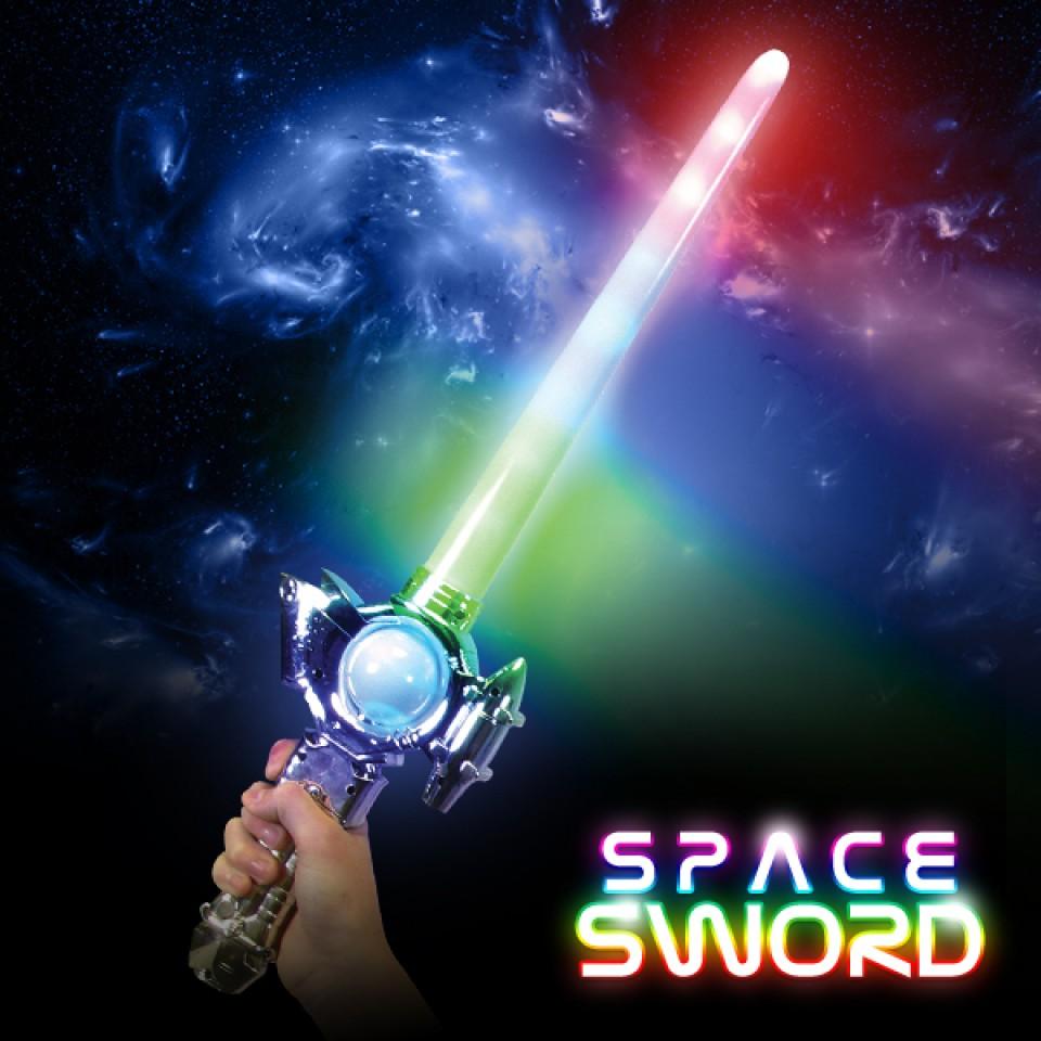 Flashing Space Sword Wholesale