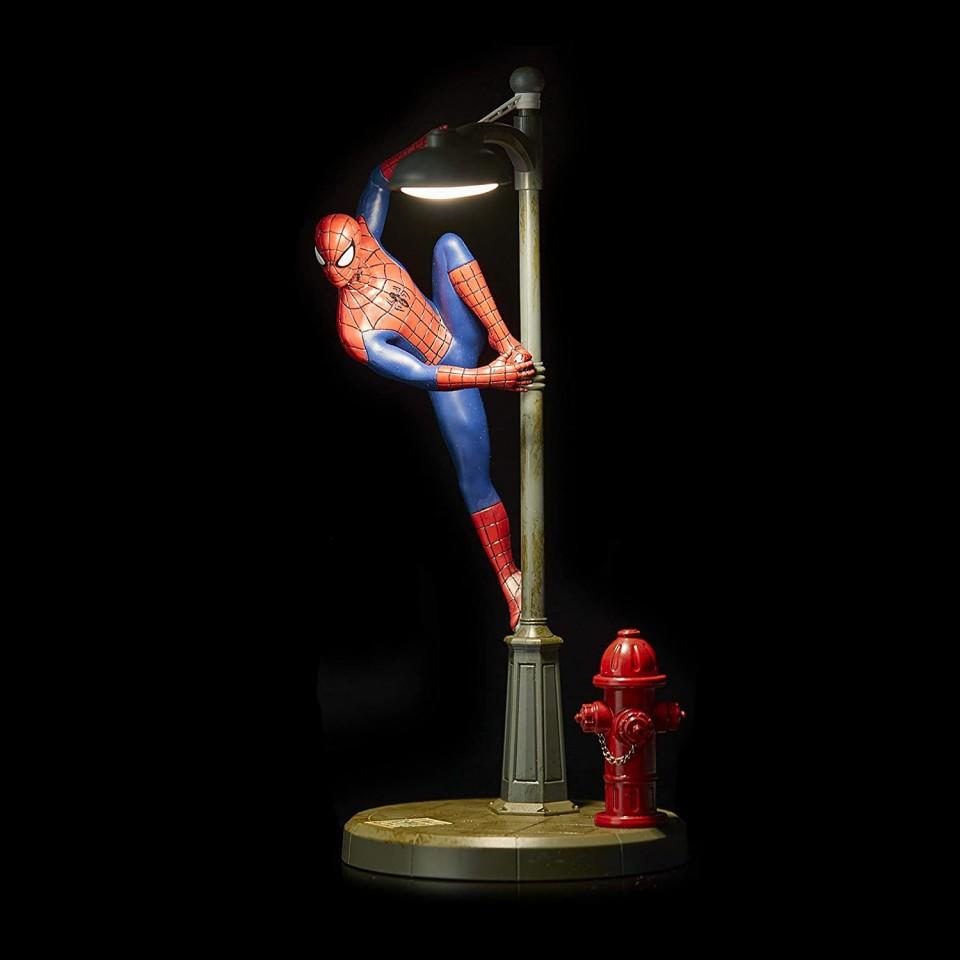 Spiderman Lamp