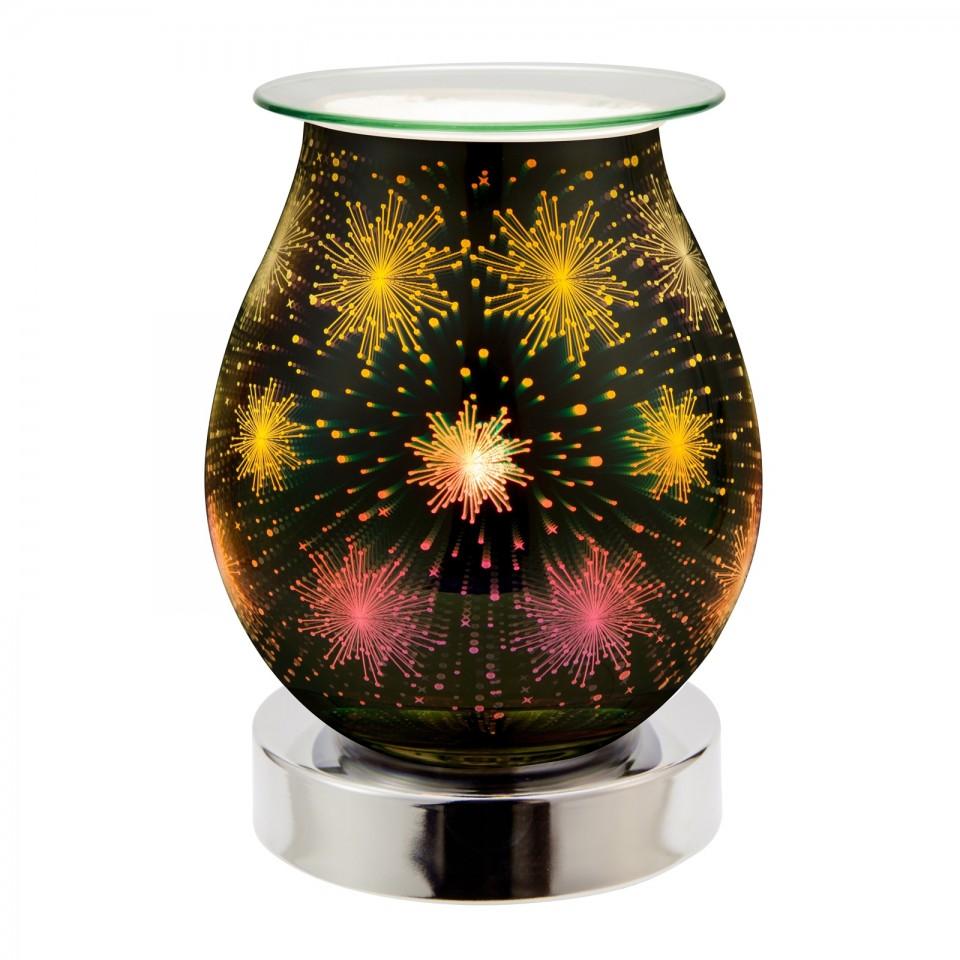 Star Fireworks 3D Oil/Wax Melt Burner