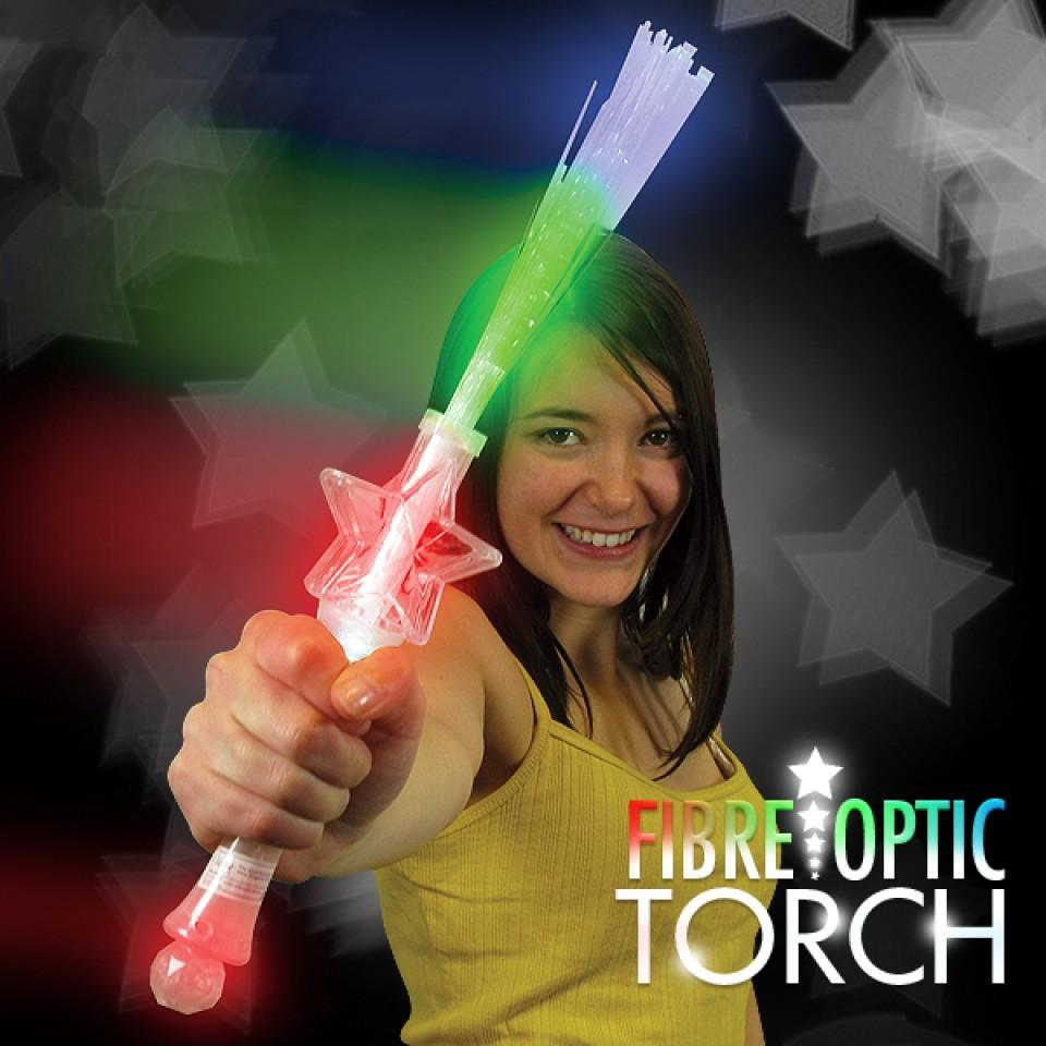 Super Fibre Optic Torch