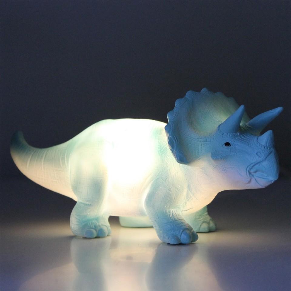 Mini USB/Battery Triceratops Light