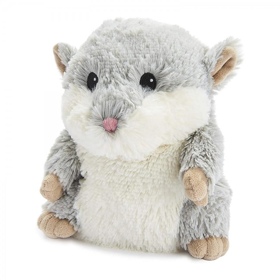 Warmies Grey Hamster