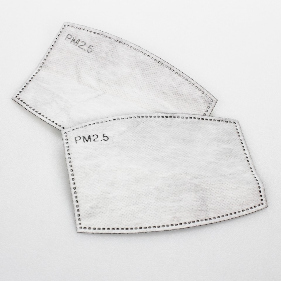 Face Mask Filters x 2 pack
