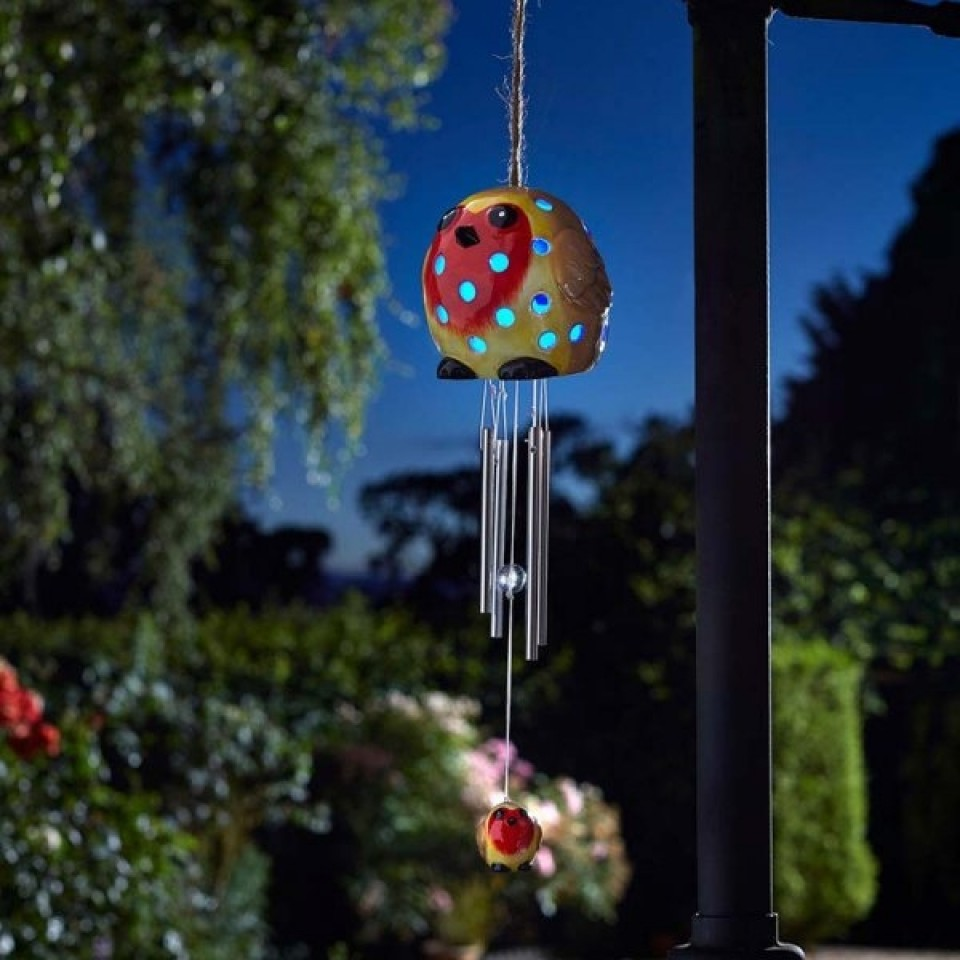 Robin Wind Chime