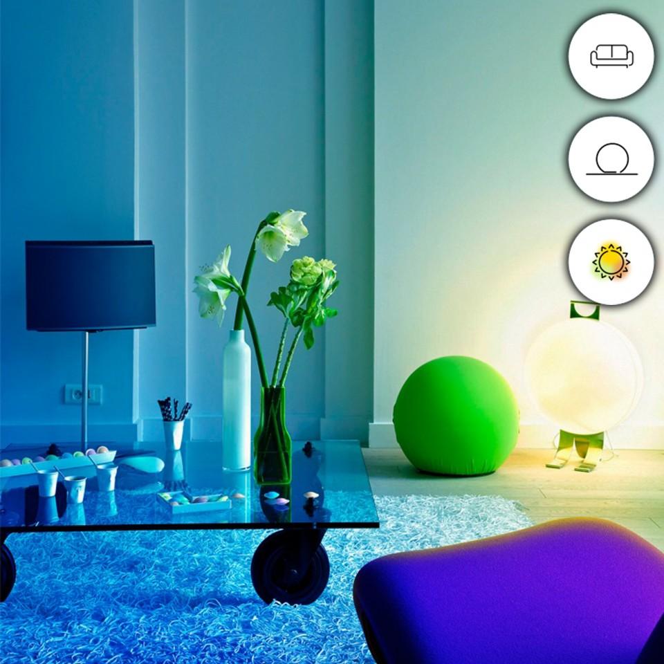 Spirit WiZ Smart Table Lamps