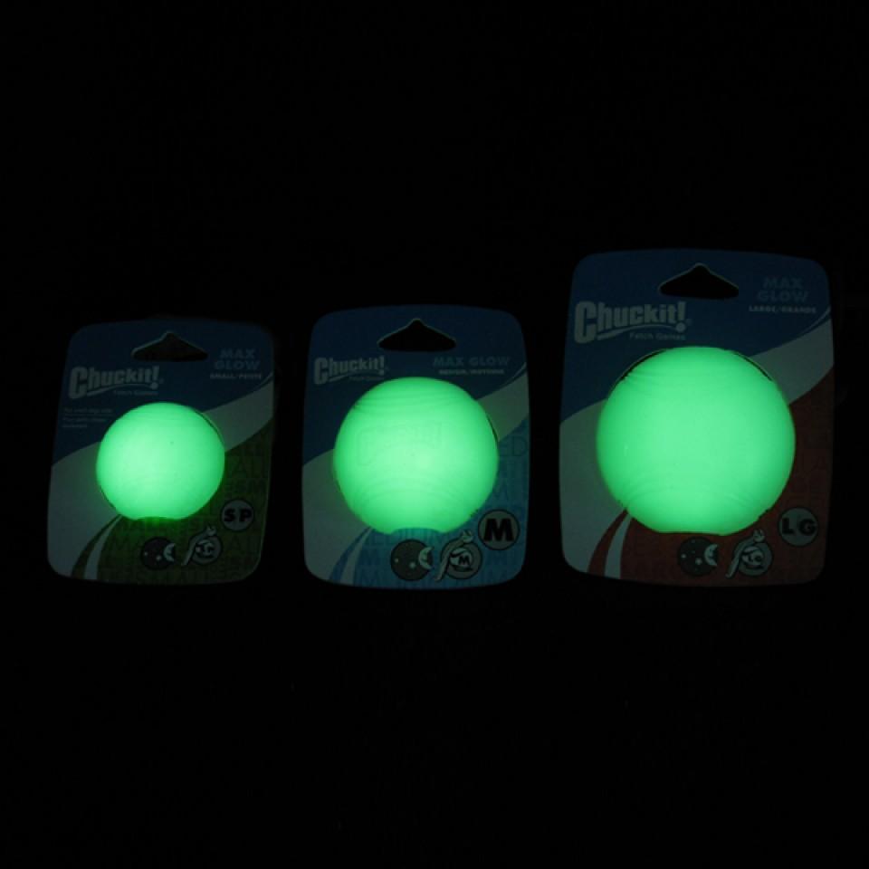 Max Glow Ball Chuckit