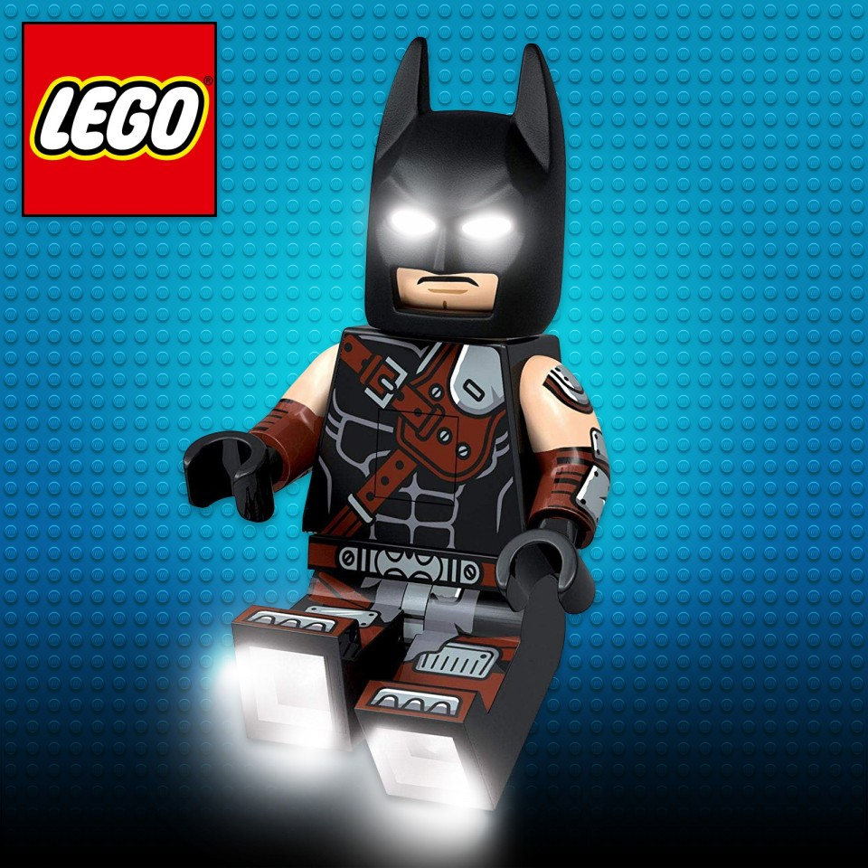 Lego Movie 2 Batman Torch And Night Light