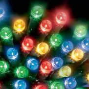 1200 LED Multi Coloured Supabright String Lights