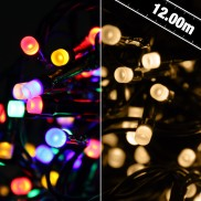 200 Frosted LED Lights