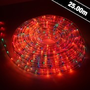 Flexible rope light 25m multi rope light aloadofball Image collections